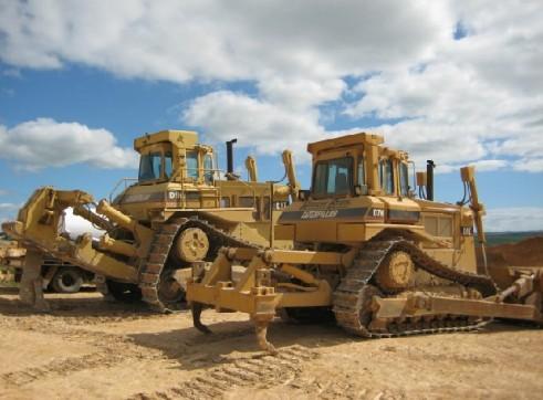 D7H Bulldozer 1