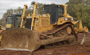 D8 Cat Dozer w/GPS 1