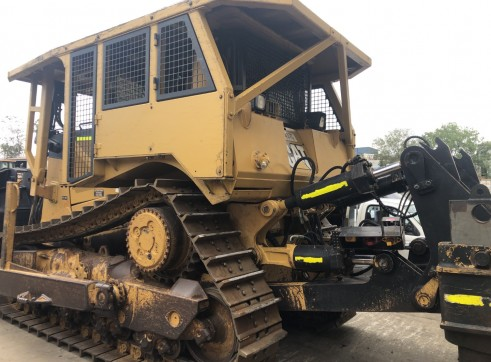 D8T Caterpillar Dozer 4