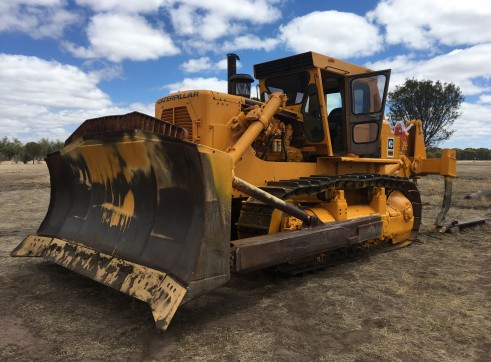 D9H Bulldozer for Hire 1