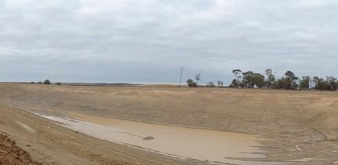 Dam Construction   Greenvale Dam 15