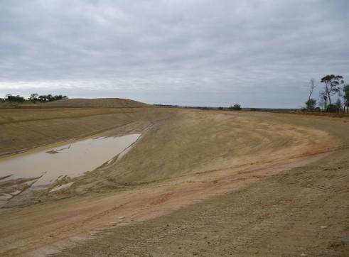 Dam Construction | Greenvale Dam