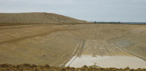 Dam Construction   Greenvale Dam 6