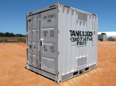 DANGEROUS GOODS CONTAINERS 10FT 1