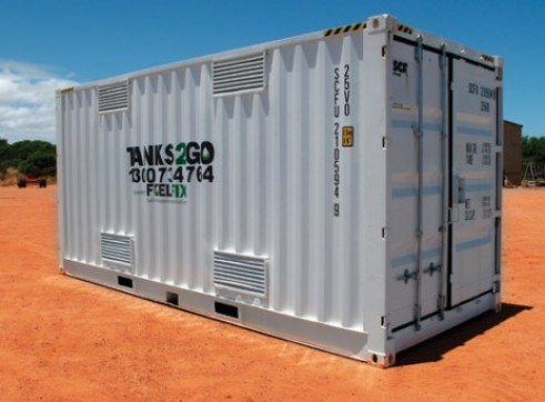 DANGEROUS GOODS CONTAINERS 20FT 1