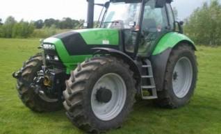 Deutz 150HP Tractor 1
