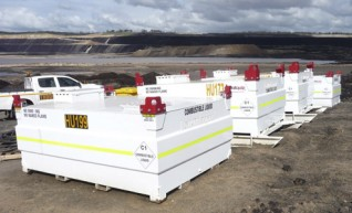 Diesel Fuel Tanks / Pods 1