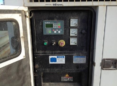 Diesel Generator 110KVA 1