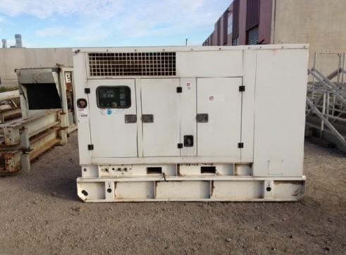 Diesel Generator 110KVA 2