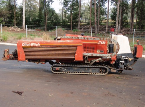 Ditch Witch JT2020 Directional Drill 1