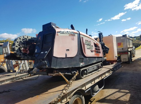 Ditch Witch JT2020 Directional Drill 4