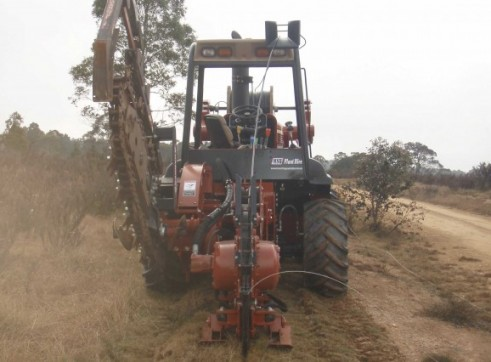 95HP Ditch Witch Vibratory Plough 3