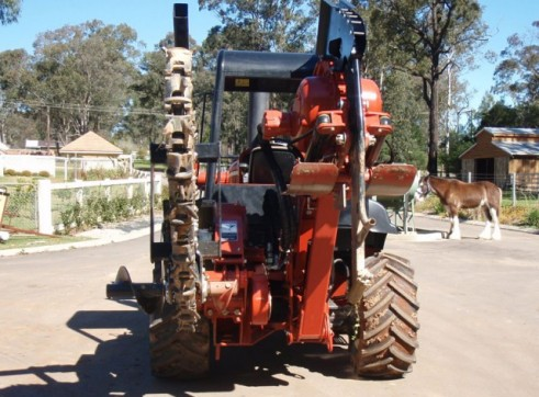 95HP Ditch Witch Vibratory Plough 10