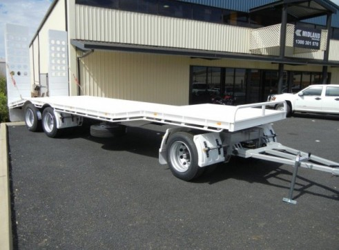 Dog Trailer DT-3 3