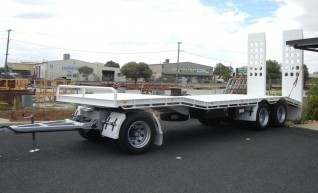 Dog Trailer DT-3 1