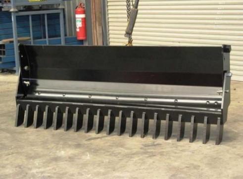 Dozer Blade / Stick Rake 1