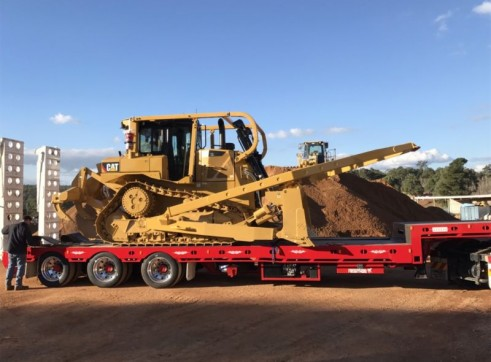 Dozer for Hire With operator. Cat D6T. All kinds of work. 1