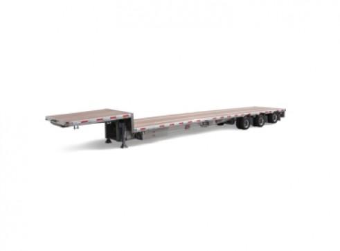 Drop Deck Trailers - w/wo ramps 1
