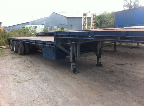 Dropdeck Trailers 1