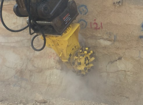 Drum Cutter Grinder to suit 20-40T excavators 1