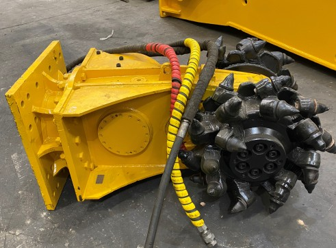 Drum Cutter Grinder to suit 20-40T excavators 3
