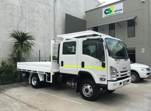 Dual Cab 4x4 Truck 7500kg 1