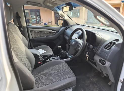 dual cab ute 5