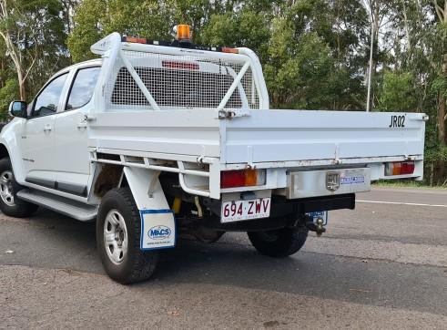dual cab ute 6