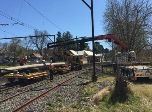 Duel Rail Trailer System 4