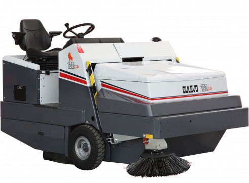 Dulevo 120 Sweeper 1