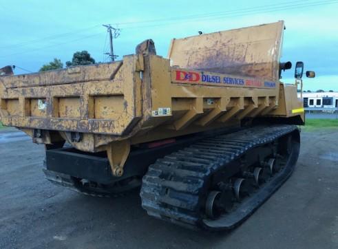 Dump Truck Tracked 6