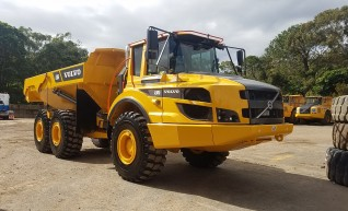 Dump Truck -Volvo A30D/E/F/G - 20 Available 1