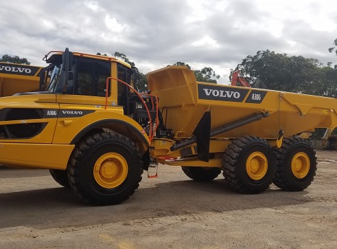 Dump Truck -Volvo A30D/E/F/G - 20 Available 2