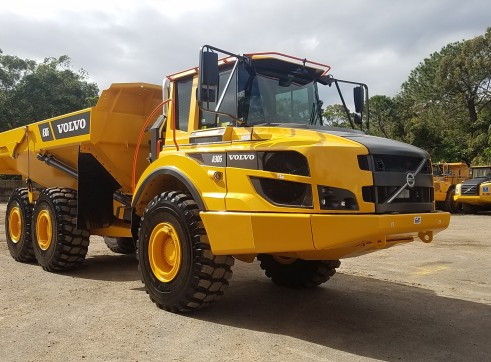 Dump Truck -Volvo A30D/E/F/G - 20 Available 3