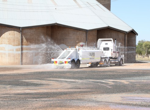 DURO WATER SHUTTLE, 22000L with RAPID SELF FILL IN 8 MINUTES 3