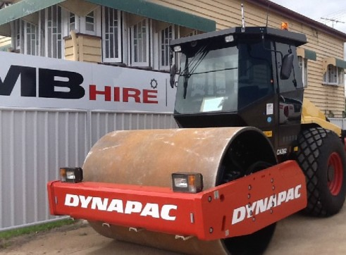 Dynapac CA362D Smooth drum Roller 1