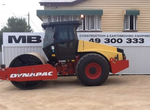 Dynapac CA362D Smooth drum Roller 3