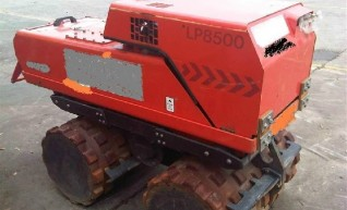 DYNAPAC LP8500 REMOTE TRENCH ROLLER 1