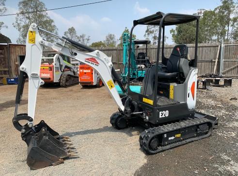 E20 Excavator