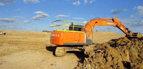 Earth Works & Bulk Excavation 1