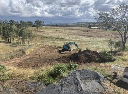 Earthmoving & Excavation