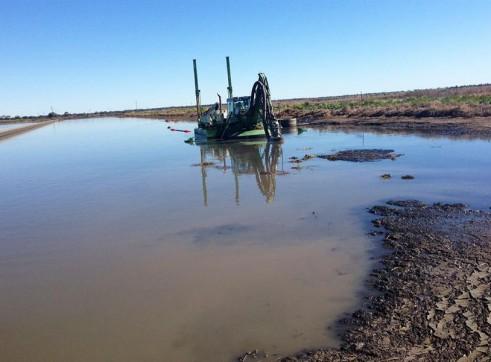 Environmental Dredging - Wetlands, Lagoons
