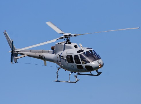 Eurocopter AS350 Squirrel Helicopter 1