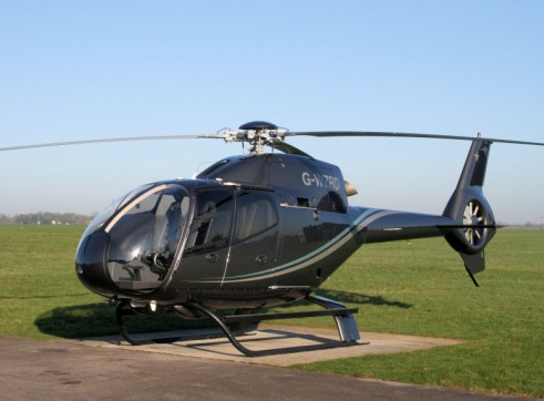 Eurocopter EC120 Helicopter 1