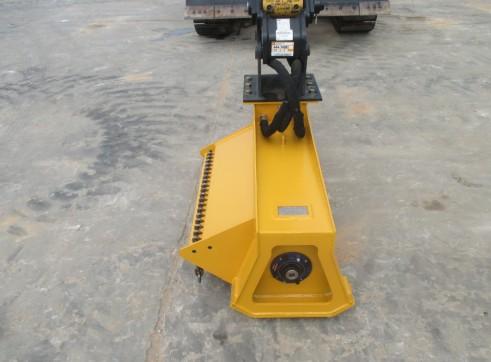 EX40RPM/H Torrent Mulcher - suit 14-18T excavator 3