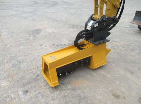 EX40RPM Torrent Mulcher - suit 10-14T excavators