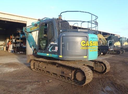 Excavator 13.5 Tonne 2