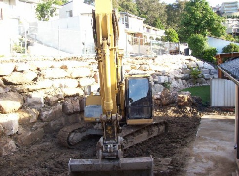 Excavator 20 tonne