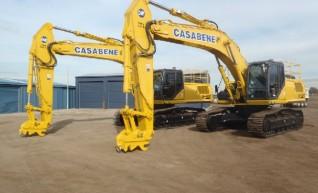 Excavator 35 ton Sumitomo 1