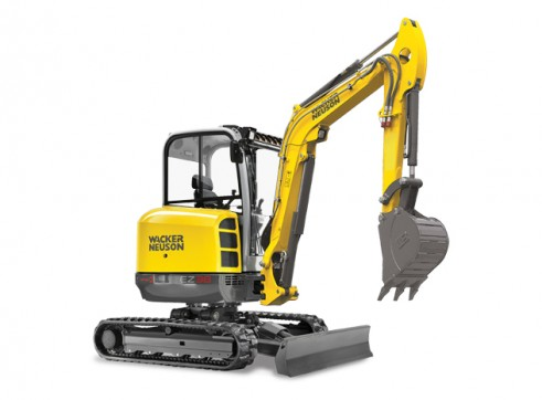Excavator - 3.8 Tonne 1